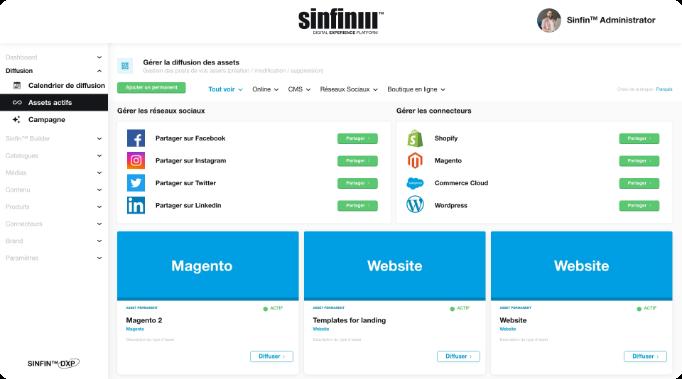 Logo Sinfin